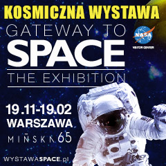 wystawa gateway to space