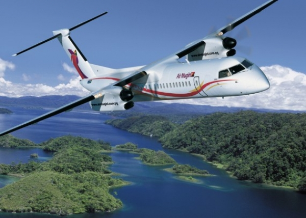 Fot: Q400 AIR NIUGINI / Bombardier Press Release