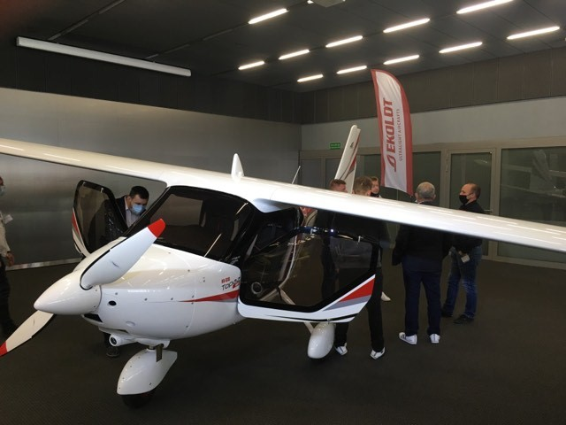 aviation expo 2020