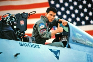 Foto: Top Gun / reż. Tony Scott / prod. Paramount Pictures / 1986