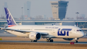B787 Dreamliner PLL LOT