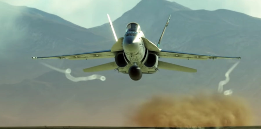 Top Gun: Maverick - DCS Trailer