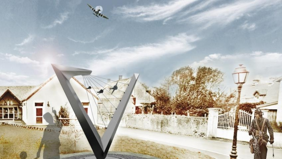 Grafika: Polish Air Force Memorial Committee