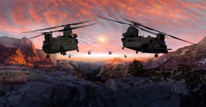 CH-47F Block II / Grafika: Boeing Press Release