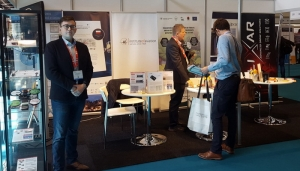 Instytut Lotnictwa na UAV Commercial Expo w Amsterdamie.