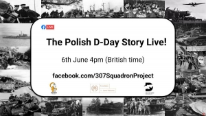 The Polish D-Day Story Live - w sobotę o 16:00!