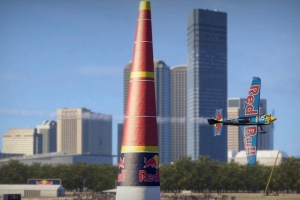 Red Bull Air Race: The Game © Slightly Mad Studios