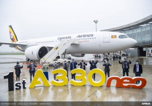 A330neo Uganda Airlines